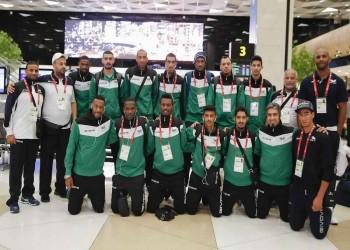 «المنتخب السعودي» للطائرة يصل أذربجان ويواجه إيران الجمعة