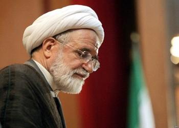 المعارض «مهدي كروبي» يعلن دعمه لـ«روحاني» بانتخابات الرئاسة و«قاليباف» ينسحب