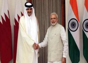 الهند: لن نتأثر بقطع بعض بلدان الخليج علاقاتها مع قطر