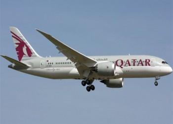 قطر تعزز استخدام المجال الجوي التركي والإيراني