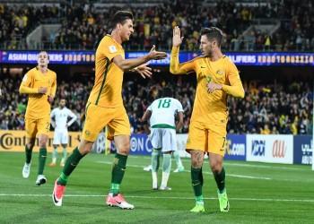 بالفيديو.. استراليا تهزم السعودية في مباراة دراماتيكية