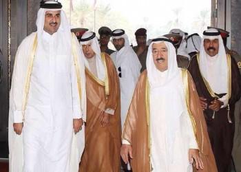 أمير الكويت: قطر حققت تنمية شاملة بقيادة الشيخ «تميم»