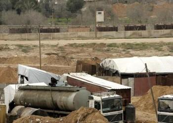 دعم مصري لـ«حماس» مقابل ضبط «المنطقة العازلة»