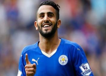 الجزائري «محرز» يختار «ميسي» و«زيدان» في فريق أحلامه