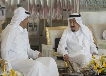 أمير قطر يعزي «أخيه» الملك «سلمان» في وفاة شقيقه الأكبر
