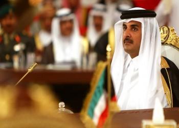 «تميم» يبحث تطورات الأزمة الخليجية مع وزير الخارجية الفرنسي