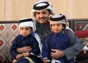 الأمير «تميم» يرزق بمولود جديد .. واستبشار وسط الأزمة الخليجية
