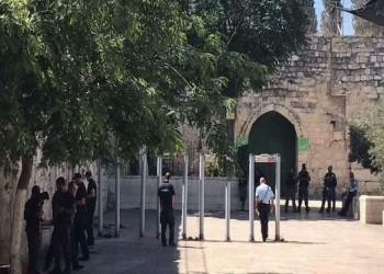 مفتي القدس: من يدخل الأقصى عبر البوابات الإلكترونية «صلاته باطلة»