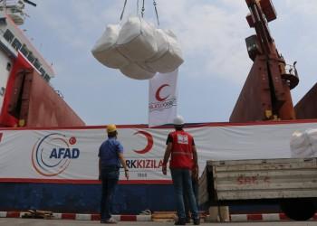 قوات إماراتية تمنع وزراء «بن دغر» من استقبال سفينة تركية