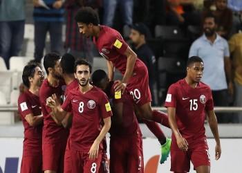 «منتخب قطر» في إنجلترا استعدادا لتصفيات المونديال
