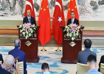 تركيا والصين تؤكدان على رفع مستوى التعاون الأمني