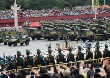 الصين ولزوم استعراض القوة