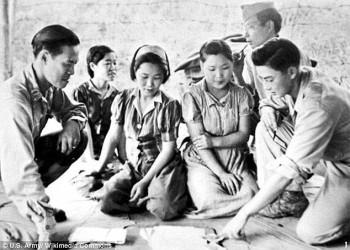 وفاة صينية قاضت اليابان لتسخيرها لـ«متعة الجنود»