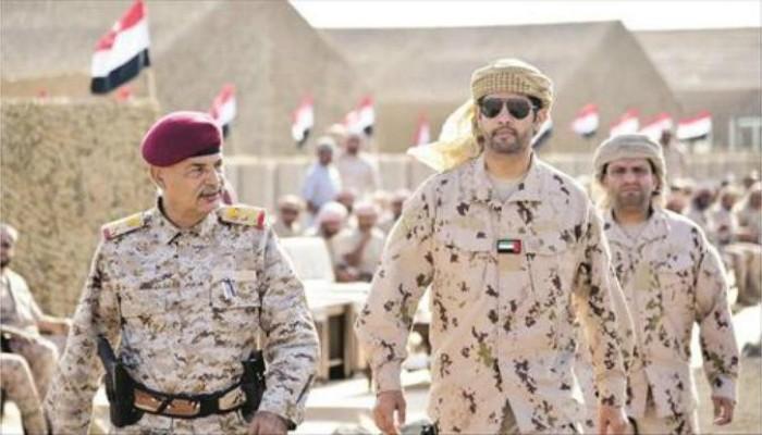 مسؤول يمني: الإمارات تسلح مجاميع مختلفة لمد النزاع في الجنوب