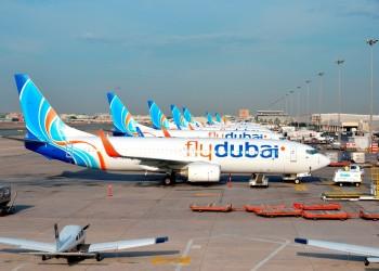 الإمارات.. «فلاي دبي» تسجل خسائر بقيمة 39 مليون دولار