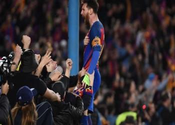 لماذا لم يتعاقد «ريال مدريد» مع «ميسي»؟.. «بيريز» يجيب