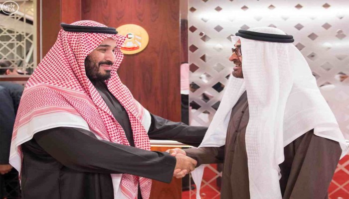 تحالف «بن زايد» و«بن سلمان» يكتب شهادة وفاة مجلس التعاون