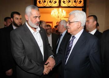 ثلثا الفلسطينين يؤيدون استقالة «عباس».. و«هنية» يتفوق عليه