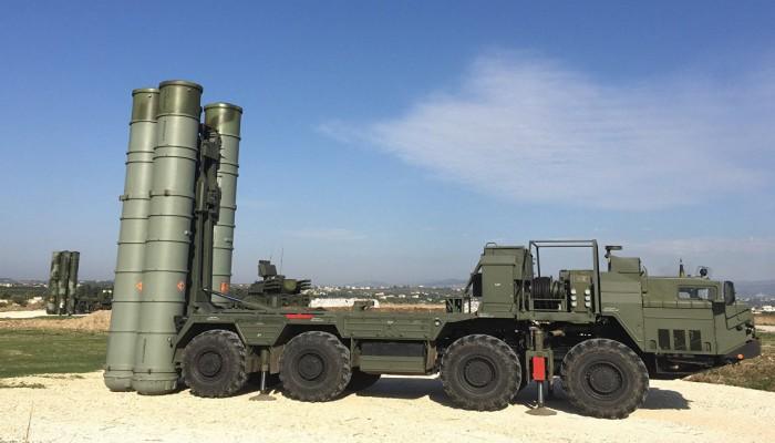 «إس 400» توفر الحماية لتركيا ضد المقاتلات والصواريخ المتطورة