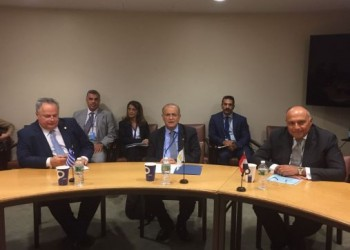 اجتماع تشاوري بين مصر وقبرص واليونان واستعدادات لقمة رئاسية