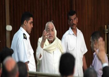 مصر: هبوط حاد في الدورة الدموية وراء وفاة «عاكف»