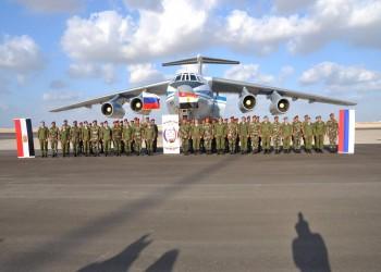 مصر وروسيا تختتمان تدريبات «حماة الصداقة» العسكرية