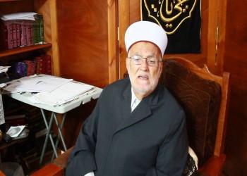 الشيخ «عكرمة صبري» يحذر: مطامع إسرائيلية للسيطرة على «الأقصى»