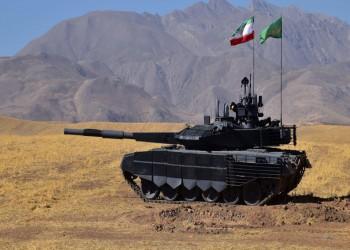 إيران تقصف مناطق حدودية مع كردستان العراق