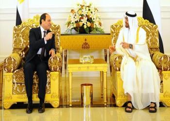 «السيسي» يزور الإمارات غدا لبحث «الرئاسة» وحصار قطر