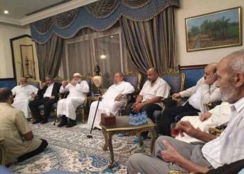 «مشعل»: «عرفات» كان حريصا على زيارة «عاكف» وبكيت لوفاته