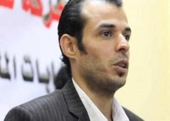 النيابة المصرية تقرر استمرار حبس منسق حركة 6 أبريل