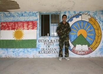 إيران تغلق حدودها البرية مع كردستان العراق