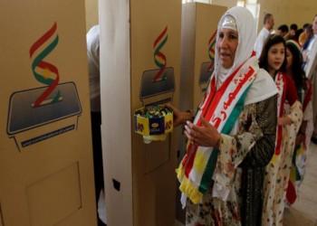 إغلاق صناديق الاقتراع في استفتاء كردستان.. ونسبة المشاركة 78%