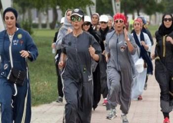 للمرة الأولى.. سعوديات يشاركن في اليوم العالمي للمشي بالمملكة