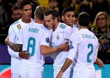 ريال مدريد يكسر عقدة دورتموند.. وليفربول يسقط في فخ التعادل