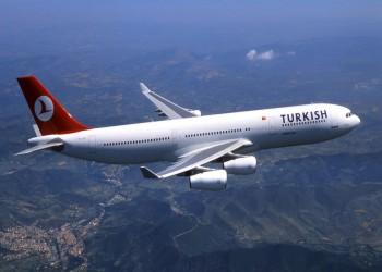 الخطوط التركية تحصل على جائزة الطيران العالمية