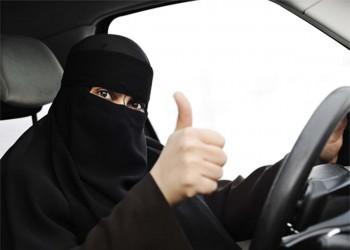 فيديو.. لطيفة الشعلان تبكي فرحا بعد قرار السماح بقيادة المرأة