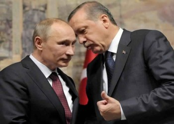 بوتين في تركيا لبحث الأزمة السورية والتعاون الثنائي