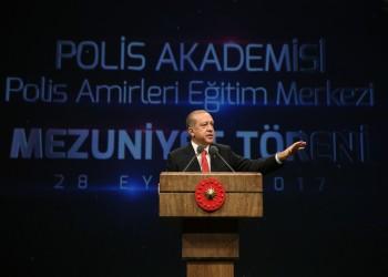 أردوغان: لورانس الجديد سيفشل هذه المرة في تقسيم المنطقة