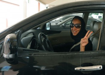 موقع الإفتاء السعودية يحذف فتوى تعدد مفاسد قيادة المرأة