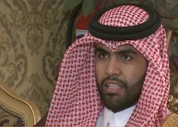 سلطان بن سحيم يصل إلى السعودية ويهاجم قطر
