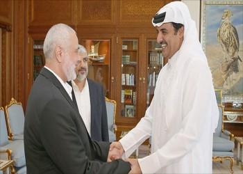 هنية يثمن جهود قطر وتركيا في ملف المصالحة الفلسطينية