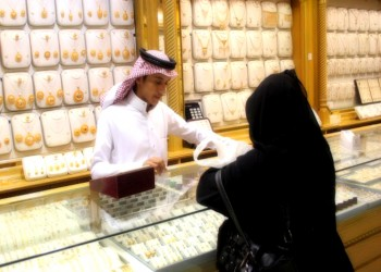 وزارة العمل السعودية تمهل محلات الذهب شهرين للتوطين