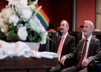 أول زواج رسمي للشواذ في ألمانيا