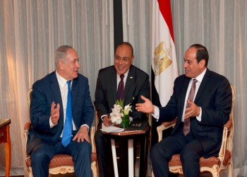 للمرة الأولى.. تدريبات مشتركة لسلاح الجو المصري ونظيره الإسرائيلي