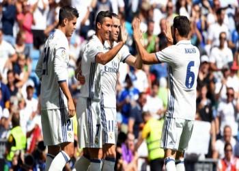 «ريال مدريد» يكسر عقدة «سانتياغو برنابيو».. و«برشلونة» يعزز صدارته