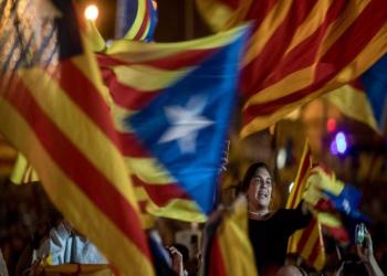 «كتالونيا»: 90% من المشاركين بالاستفتاء صوتوا لصالح الانفصال