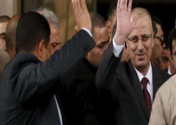 «الحمد الله» يصل إلى غزة لتسلم مهام الحكومة