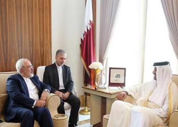 وزير خارجية إيران يزور قطر للمرة الأولى منذ الحصار