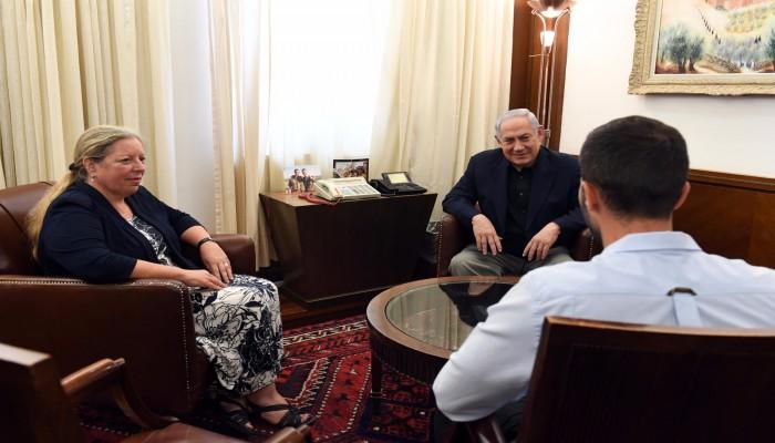 «نتنياهو» يماطل في محاكمة حارس السفارة الإسرائيلية بالأردن